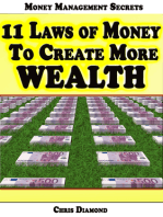 Money Management Secrets: 11 Laws of Money to Create More Wealth