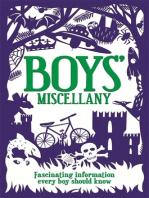 Boys' Miscellany