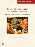 El Emprendimiento en América Latina