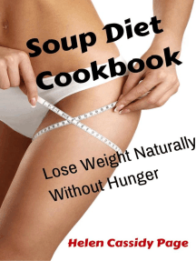 The Soup Diet Cookbook