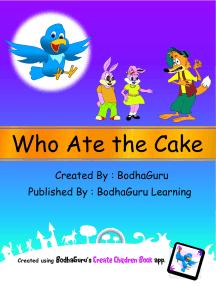 Who Ate the Cake