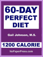 60-Day Perfect - 1200 Calorie