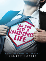 You Can Have a Transformed Life