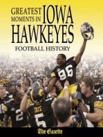 Greatest Moments in Iowa Hawkeyes Football History