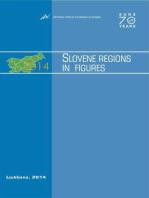 Slovene Regions in Figures 2014