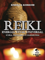 Reiki - Energia Vital Universal (Cura, Equilíbrio e Harmonia)