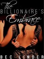 The Billionaire's Embrace (The Silver Cross Club, #2)