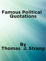 Famous Political Quotations