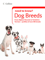 Dog Breeds (Collins Need to Know?)