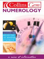 Numerology (Collins Gem)