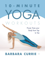10-Minute Yoga Workouts