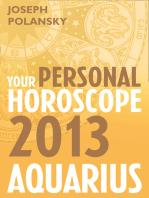 Aquarius 2013