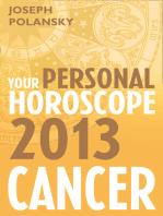 Cancer 2013