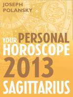 Sagittarius 2013