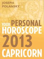 Capricorn 2013