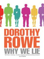 Why We Lie