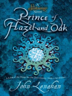 Prince of Hazel and Oak (Shadowmagic, Book 2)