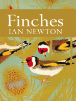 Finches (Collins New Naturalist Library, Book 55)