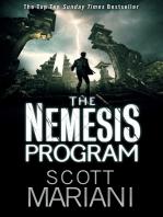 The Nemesis Program (Ben Hope, Book 9)
