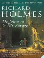 Dr Johnson and Mr Savage