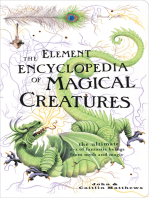 The Element Encyclopedia of Magical Creatures