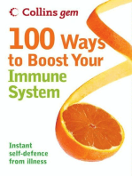100 Ways to Boost Your Immune System (Collins Gem)