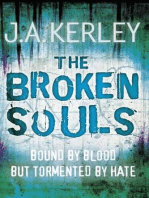 The Broken Souls (Carson Ryder, Book 3)