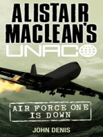 Air Force One is Down (Alistair MacLean's UNACO)