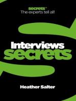Interview (Collins Business Secrets)