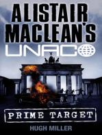 Prime Target (Alistair MacLean's UNACO)