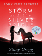 Storm and the Silver Bridle (Pony Club Secrets, Book 6)