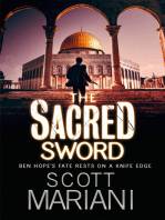 The Sacred Sword (Ben Hope, Book 7)