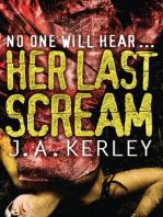 Her Last Scream (Carson Ryder, Book 8)