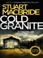 Cold Granite (Logan McRae, Book 1)