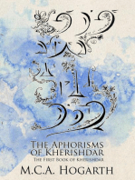 The Aphorisms of Kherishdar