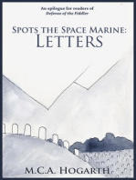 Spots the Space Marine