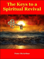 The Keys to a Spiritual Revival