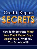 Credit Report Secrets