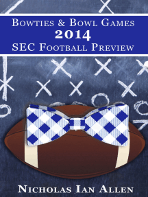 Bowties & Bowl Games 2014 SEC Football Preview