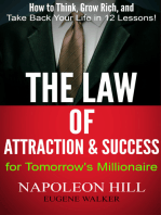The Law of Attraction and Success for Tomorrow's Millionaire