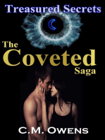 Treasured Secrets (The Coveted Saga #1)