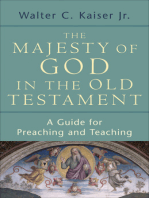 The Majesty of God in the Old Testament