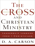 The Cross and Christian Ministry