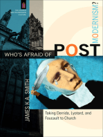 Who's Afraid of Postmodernism? (The Church and Postmodern Culture)