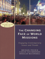 The Changing Face of World Missions (Encountering Mission)