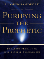 Purifying the Prophetic