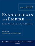 Evangelicals and Empire