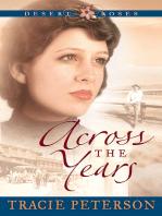 Across the Years (Desert Roses Book #2)