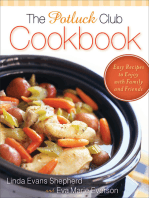 The Potluck Club Cookbook