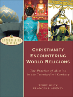 Christianity Encountering World Religions (Encountering Mission)